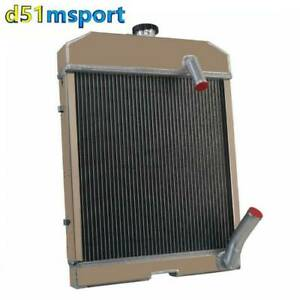 C5nn8005ab For Ford new Holland Naa Radiator 501 600 601 700 701 800 901 2000 D5