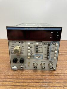 Tektronix Aa501 Distortion Analyzer Plug in W Option 01 Imd
