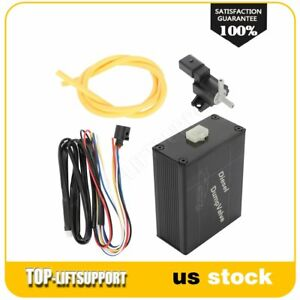 1x Valve Blow Off Valve Kit Universal Electric Controller For Diesel Turbo Dump