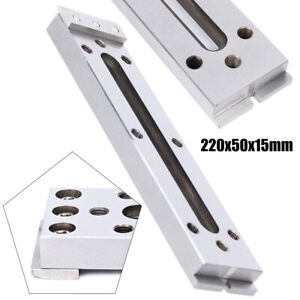 Stainless Fixture Wire Cut Edm Fixture Board Jig Tool For Clamping And Leveling