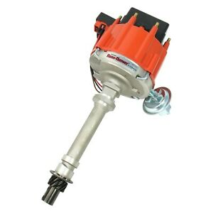 Pertronix D1001 Flame thrower Street Strip Distributor Chevy Small Block V8