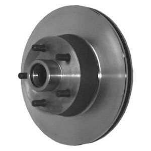 For Ford Mustang 68 69 Raybestos R Line Vented Front Brake Rotor Hub Assembly