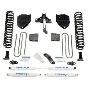 For Ford F 250 Super Duty 17 6 X 6 Basic Front Rear Suspension Lift Kit