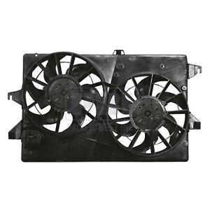 For Ford Contour 1995 2000 Pacific Best Dual Radiator Condenser Fan Assembly
