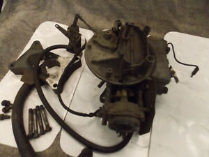 1966 70 Carburetor Carb Ford Bronco Mustang Engine 289 302 Complete Factory Oem
