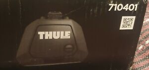 Thule Evo Raised Rail Towers Feet 710401 No Locks