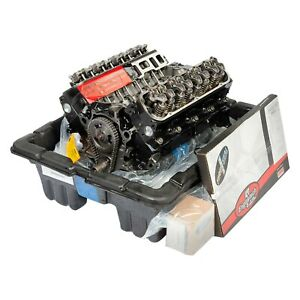 For Ford F 150 87 91 Dahmer Powertrain 5 0l Remanufactured Long Block Engine