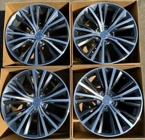 19 Infiniti Q60 Q50 Rims Wheels Original Factory Oem 2016 2017