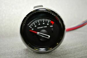 2005 2009 Saleen Ford Mustang S281 S302 10psi Boost Pressure Gauge Only
