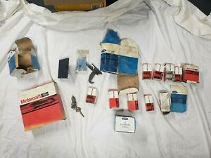Nos Ford Box 1 Parts Lot Truck Car 50 s 60 s 70 s 80 s F150 Galaxie Ltd 16 Plus
