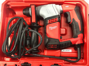 Milwaukee 5263 20 5 8 Sds Plus Rotary Hammer Return Item Open Box