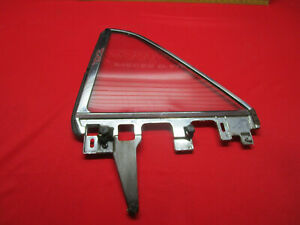 1965 1966 Ford Galaxie Mercury Convertible Quarter Window Left Side Glass