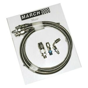 March Performance P322 Power Steering Pump