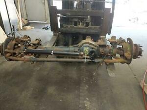 2011 2012 Ford F250 F350 Super Duty Front End Axle Assembly Non lim Slip 3 31