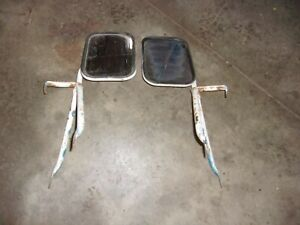Vintage 1967 1968 1969 1970 1971 1972 Chevy Or Gmc Truck Exterior Mirrors