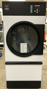 Ipso 30lb Commercial Electric Dryer Single Phase Opl