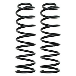 For Jeep Tj 2000 2006 Moog 3226 Problem Solver Front Coil Springs