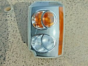 03 05 Land Range Rover Front Corner Turn Signal Light Assembly Lh Drivers Oem