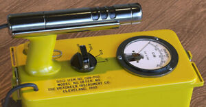 Rebuild repair Electronic Component Kit For Victoreen Cd V 700 6b Geiger Counter