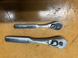 Craftsman Ratchet Set Usa 3 8 1 4