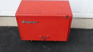 Snap On Tools 9 Drawer Tool Chest Box Cabinet