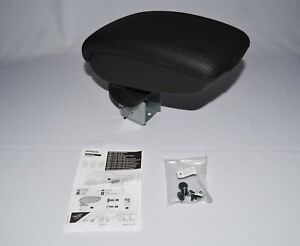 New Genuine Oem Nissan Juke Leather Armrest Black Ke877 1k300 Ke877 1k100