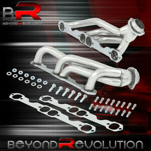 For 1988 1997 Chevy C K 1500 3500 5 0 5 7 Performance Stainless Exhaust Header