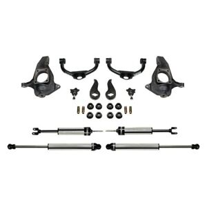 For Chevy Silverado 3500 Hd 11 18 Suspension Lift Kit 4 X 0 Budget Front