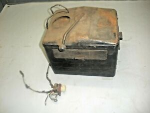 Willys Jeepster Wagon Truck Heater Assembly