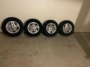 1997 Ford Thunderbird Rims And Tires