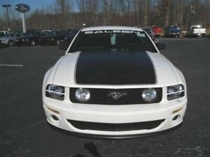 2005 2009 Saleen Ford Mustang Chin Spoiler For Heritage Pj Front Bumper Cover