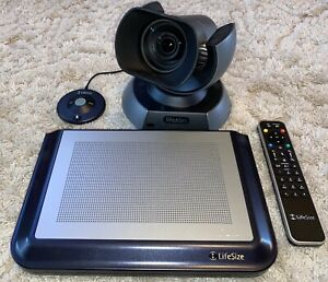 Lifesize Express 220 Video Conferencing Codec Lfz 018 W Psu Remote And Camera