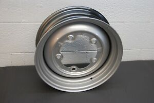 New 16x5 5 Steel Wheel For Porsche 356 Vw Bug Bus Maxilite 5x205