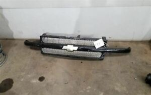 Grille Excluding Ltz Body Colored Fits 01 06 Suburban 1500 236273