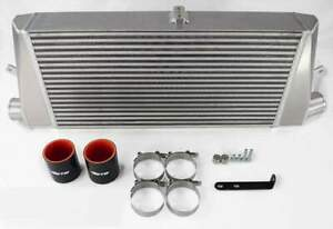 Ets Standard Tank Intercooler Upgrade With Black Stencil For 2003 06 Evo 8 9