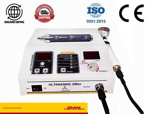 New 3mhz Ultrasound Therapy Portable Ultrasonic Multiple Pain Relief Utsajl302x