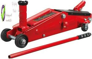 Big Red T83006 Torin Hydraulic Trolley Service Floor Jack With Extra Saddle Fit