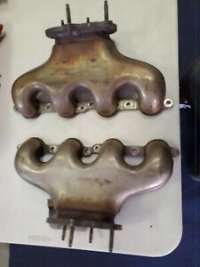 2006 13 Chevrolet Corvette Z06 Exhaust Manifolds Headers Lh rh Ls7