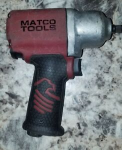 Matco Tools Mt2220 3 8 Air Pneumatic Super Duty Impact Wrench Free Shipping