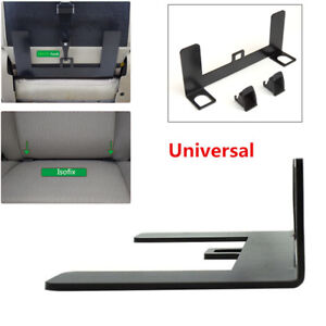 Child Seat Universal Anchor Mount Kit Latch Bracket For Isofix Belt Connector