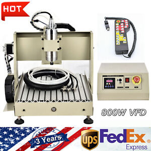 Usb Cnc 4 Axis 3040 Router Engraver 3d Engraving Milling Drilling Machine Kit rc