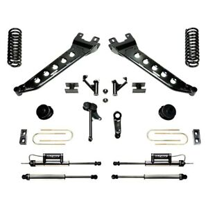 For Ram 3500 13 18 Fabtech 5 X 2 Radius Arm Front Rear Suspension Lift Kit