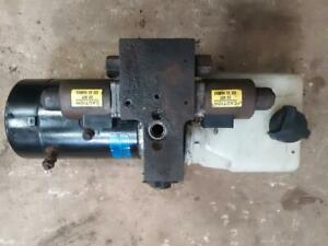Tested Working Hiniker Snow Plow Pump 25011694 Straight Blade 700 750 702 752 Ss