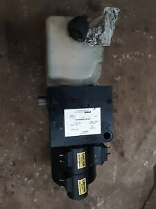Tested Working Hiniker Snow Plow Pump 25012775 Straight Blade 700 750 702 752 Ss