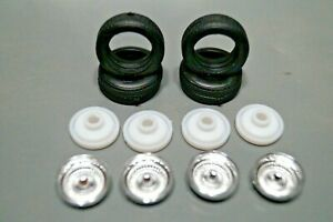 Lowrider Wheels Tires 1966 Chevy Impala 1 25 1000s Model Car Parts 4 Sale