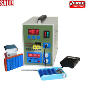 Unkko787a 2 In 1 Micro Computer Spot Welder Welding Machine And Battery Charger