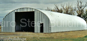 Durospan Steel 35x50x16 Metal Building Pole Barn Alternate Made To Order Direct