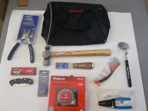 New Snap on Blue Point 10 Pc Tool Lot