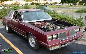 Small Block Chevy Sbc Large Turbo Engine Only
