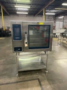 Alto shaam Ctp7 20g Single Stack Combitherm Oven Ng 15852